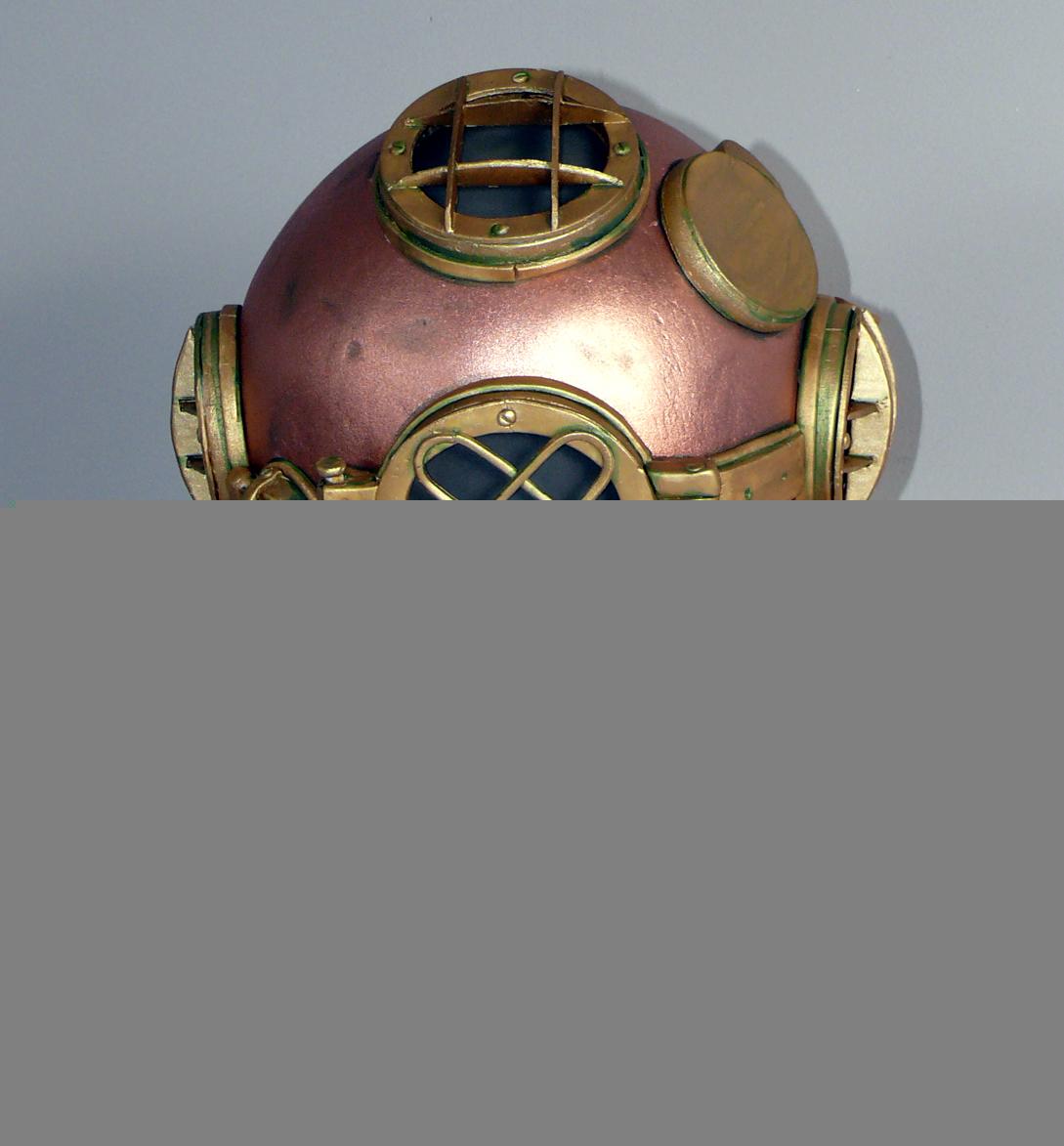 Sugar Art Divers Helmet