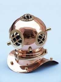 Copper Divers Helmet 9