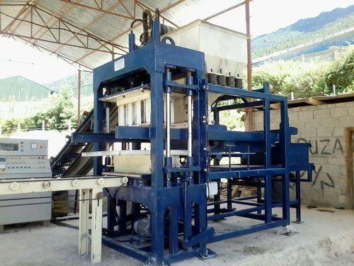 Concrete Brick Making Plant