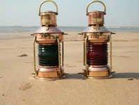 Nautical Ship Lamps