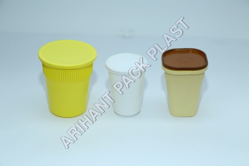 Tall Type Plastic Container