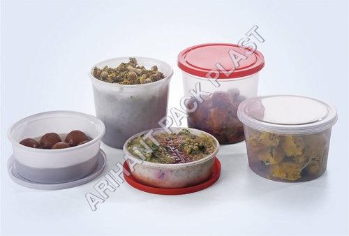 Sumo Plastic Container