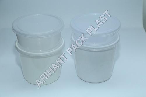 Pressfit Plastic Container