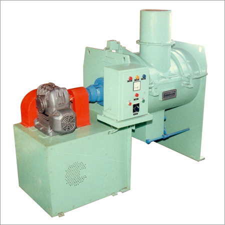 Continuous Ploughshare Mixers