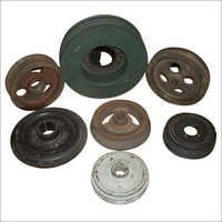 Truck Pulleys,demper pulley,timing pulley,casting pulley