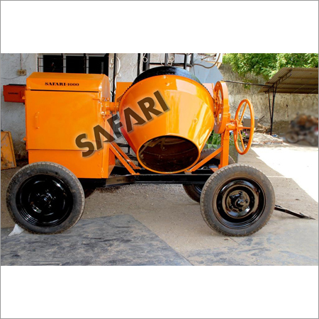 Export Quality Concrete Mixer