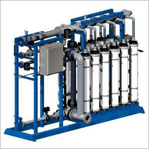 Nanofiltration Water Treatment Plant