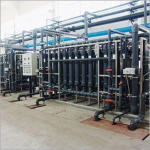 Water Treatment Plant Repairing