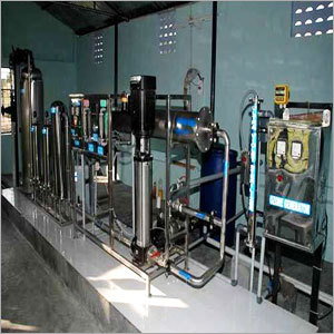 Water Desalination Plants