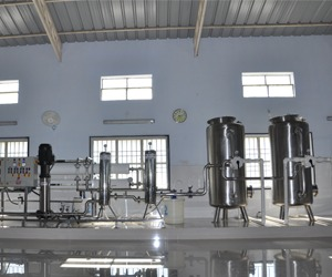 Mineral Water Projects