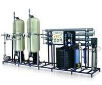 Sea Water De-Salination Plants