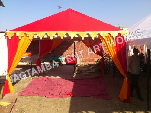Fancy Pargola Tent