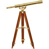 Barska 32x80 Anchormaster Brass Telescope