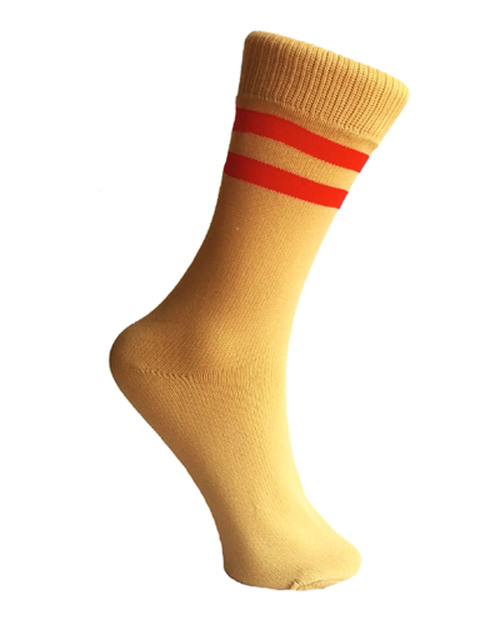 Colour Striped School Socks