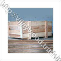 Rectangular Wooden Boxes