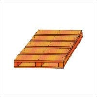 Double Deck Two Way Pallet
