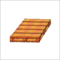 Reversible Wooden Pallets