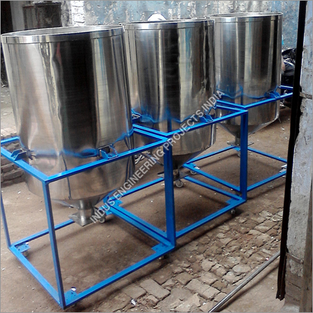 Food Storage Tank