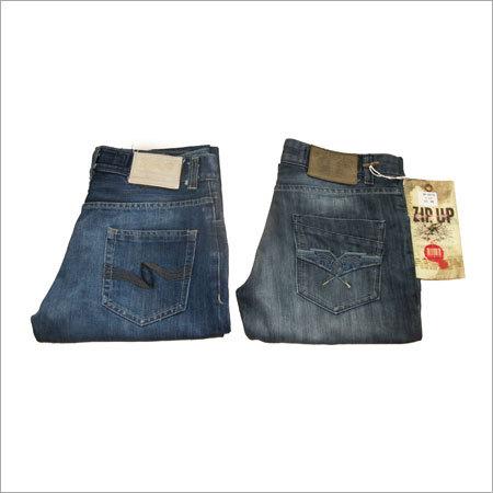 Multi-Designed Jeans