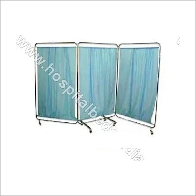3 Fold Bed Side Screen