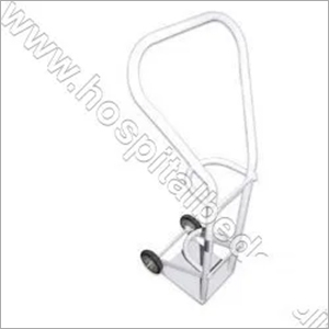MS Cylinder Small Trolley