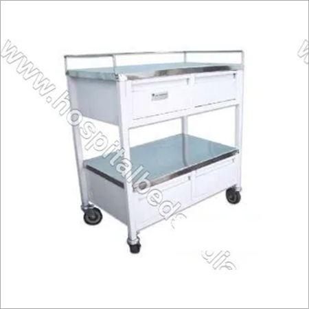 Medicine Trolley 4 Drawers