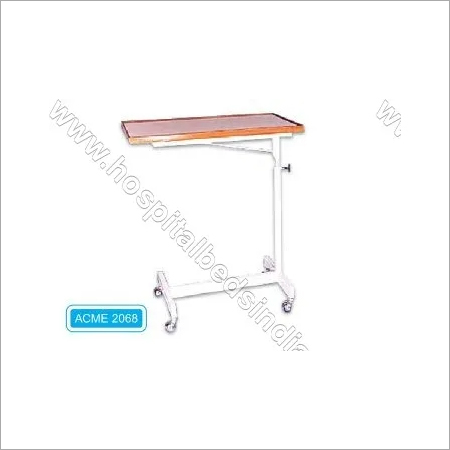 Over Bed Table Manual