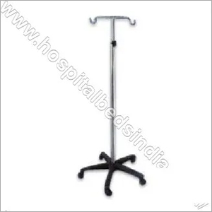 Stainless Steel Saline Stand