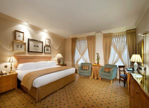 Hotel Interior Designing & Decoration Services