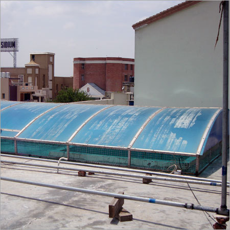 Polycarbonate Roofing Fabrication