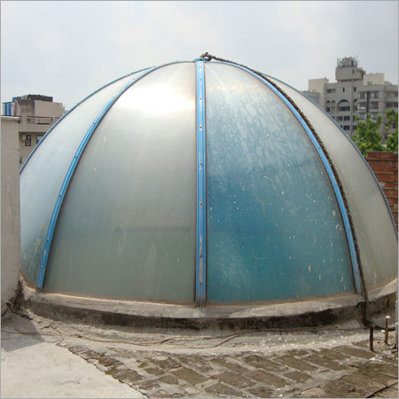 Polycarbonate Domes Fabrication Service