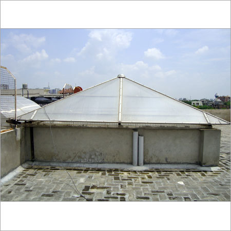 Polycarbonate Roof Fabrication Services