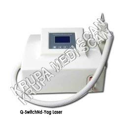 Q-Switch Nd:Yag - 1000mJ