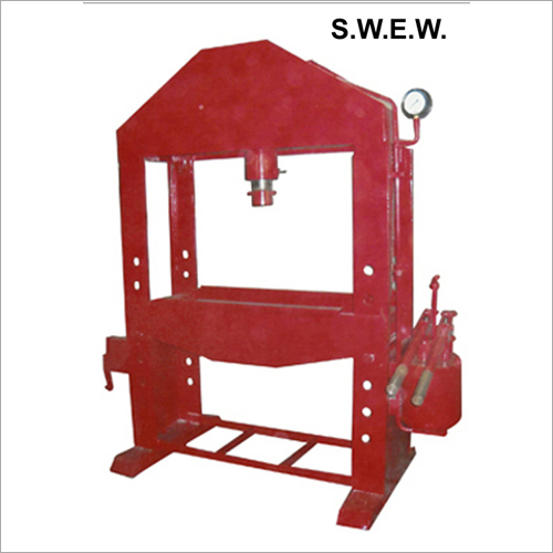 Hydraulic Hand Operated Press Machine