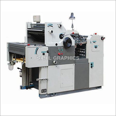 Coloured Non Woven Bag Printing Machine