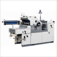 Single colour Offset machine with on line Numberin