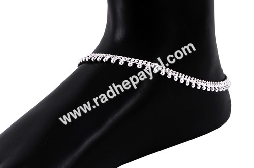fancy chain payal