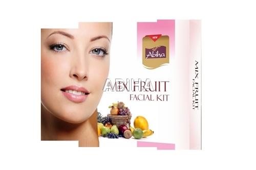 Mix Fruit Facial Kit