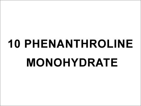 Phenanthroline Monohydrate