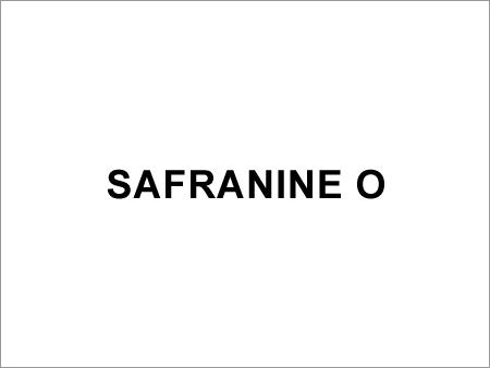 Safranin O