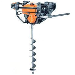 Earth Drilling Augers