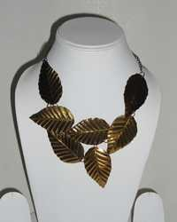 Leaf Necklace