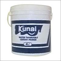 Plastic Paint Container (4 Liter)