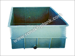 Fabricated Polypropylene Tank