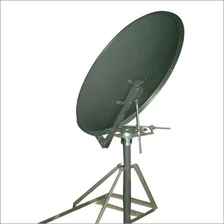 Small Aperture Dish Antenna