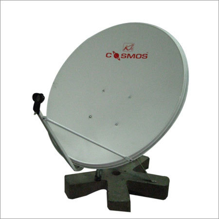 Satellite Offset Dish Antenna