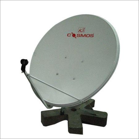 Satellite Offset Dish Antenna