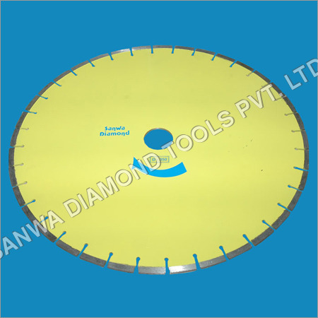 Diamond Segmented Gang Saw Blades