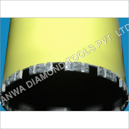 Wet Diamond Core Bits