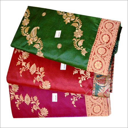 Silk Hand Work Saree